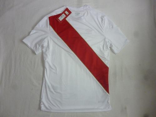 camiseta selección peruana de fútbol umbro original  2018