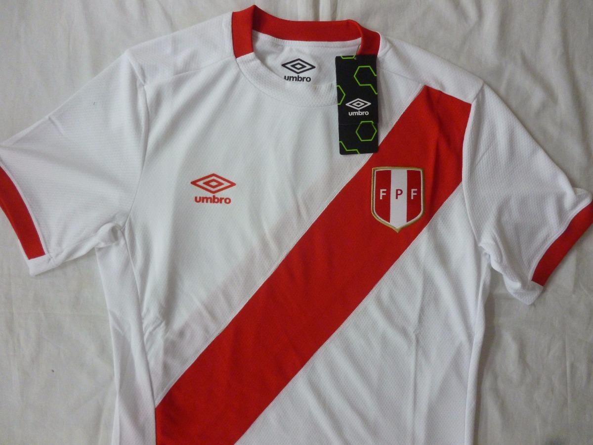 322eeb2d403c5 camiseta selección peruana de fútbol umbro original new 2017. Cargando zoom.