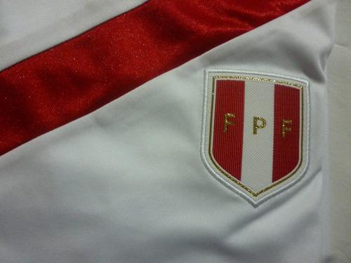 camiseta selección peruana original copa centenario  xl