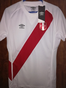 Peruana Mujer Seleccion Umbro Camiseta S Talla bym7gYfI6v