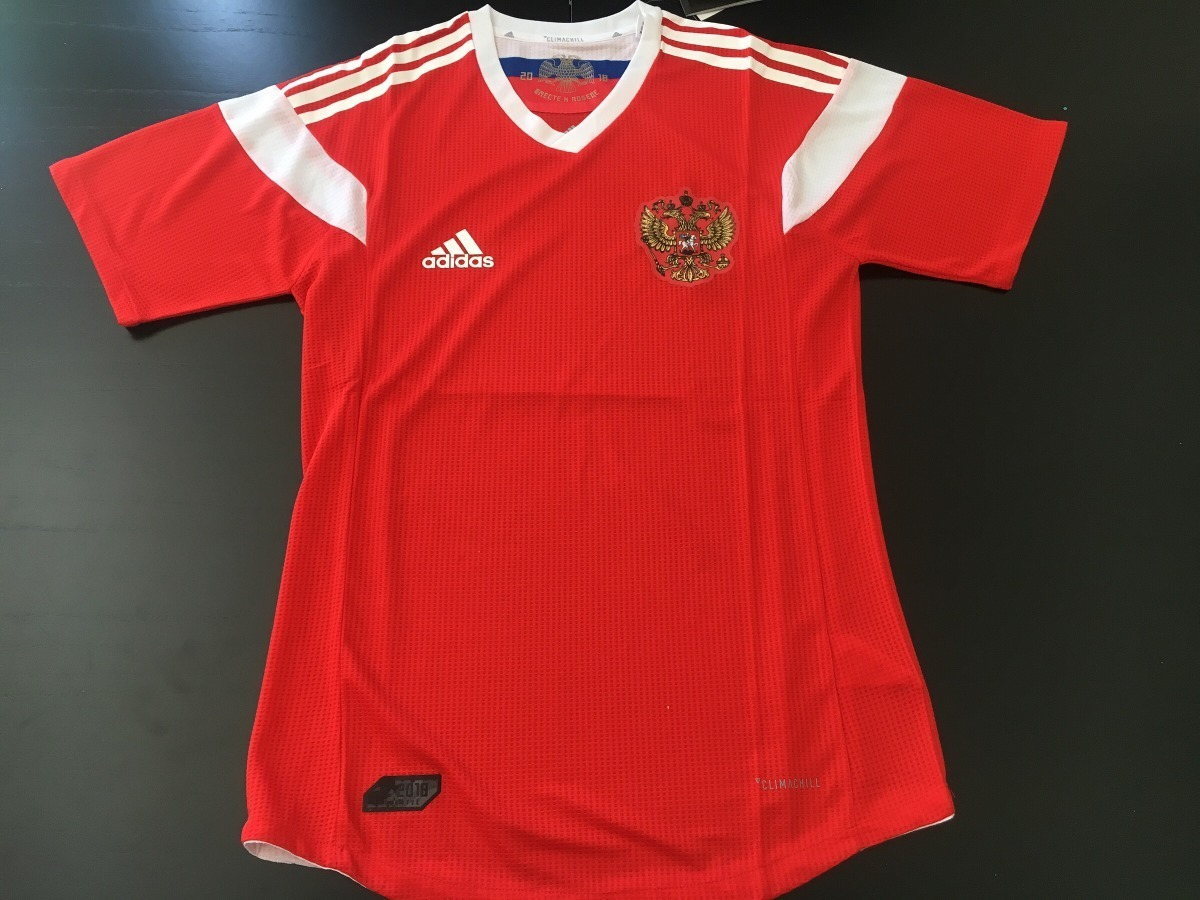 8bb2123fc810d Camiseta Seleccion Rusia 2018 Climachill Version Match -   170.000 ...