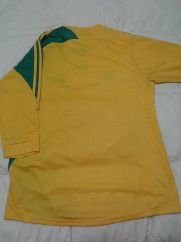 camiseta selección sudáfrica adidas original