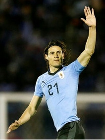 e3c0baf5a5b Camiseta Uruguay Cavani Il Matador - Camisetas de Selecciones de Fútbol al  mejor precio en Mercado Libre Uruguay