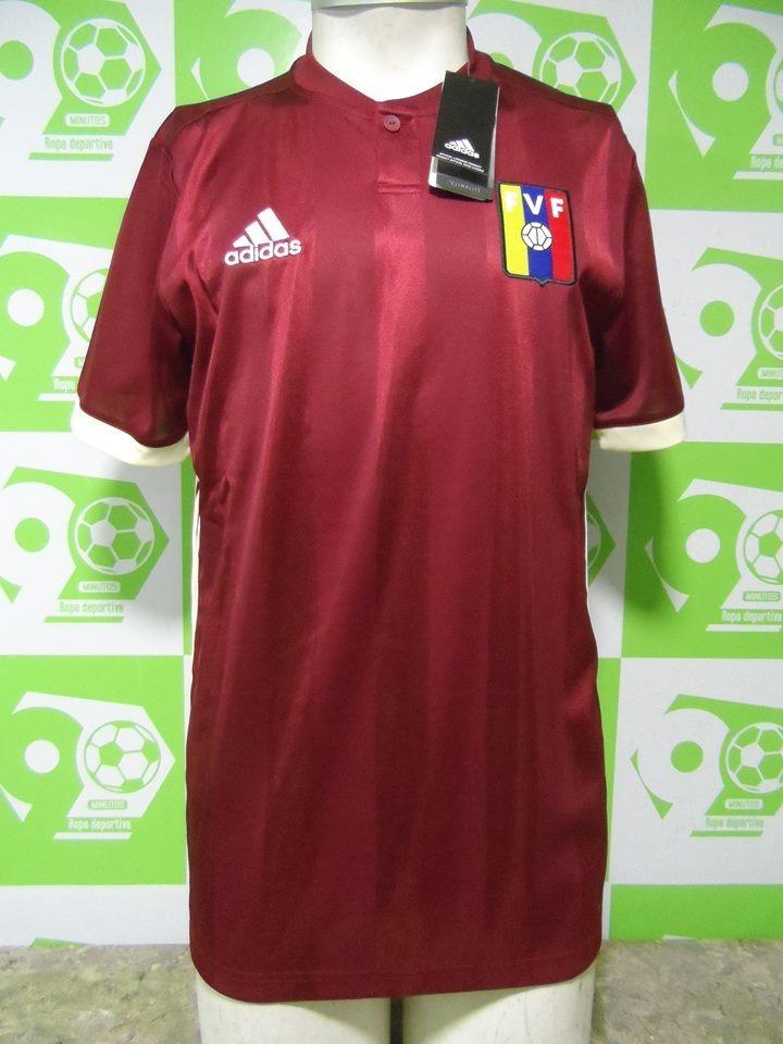 fe4bbd5ad69f9 Camiseta selección venezuela local adidas nueva cargando zoom jpg 720x960  Polera seleccion venezuela