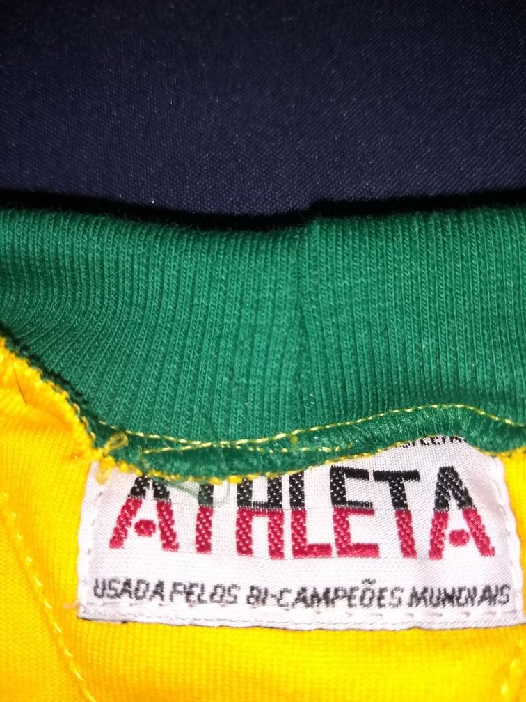 62911e7322 camiseta seleção brasileira 1970 - retrô oficial. Carregando zoom.