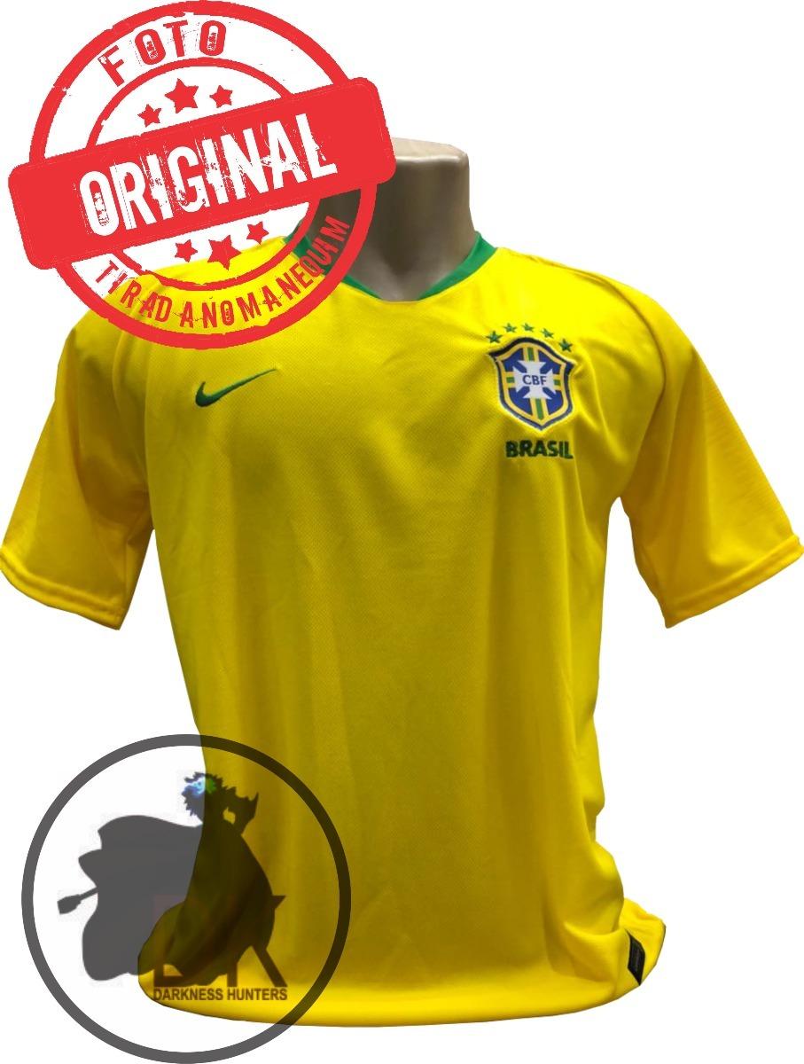 camiseta seleção brasileira 2018 - d.costa 7. Carregando zoom. 932bd622c49e5
