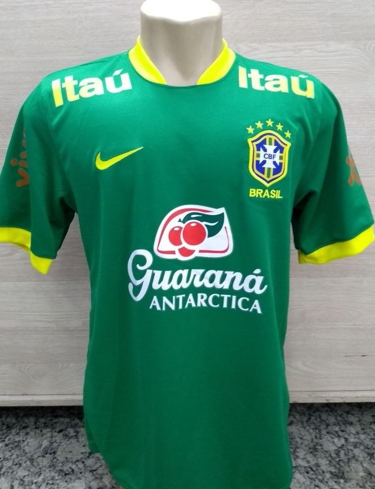 2ca042e78a camiseta seleção brasileira 2018 patroc. guaraná antarctica. Carregando zoom .