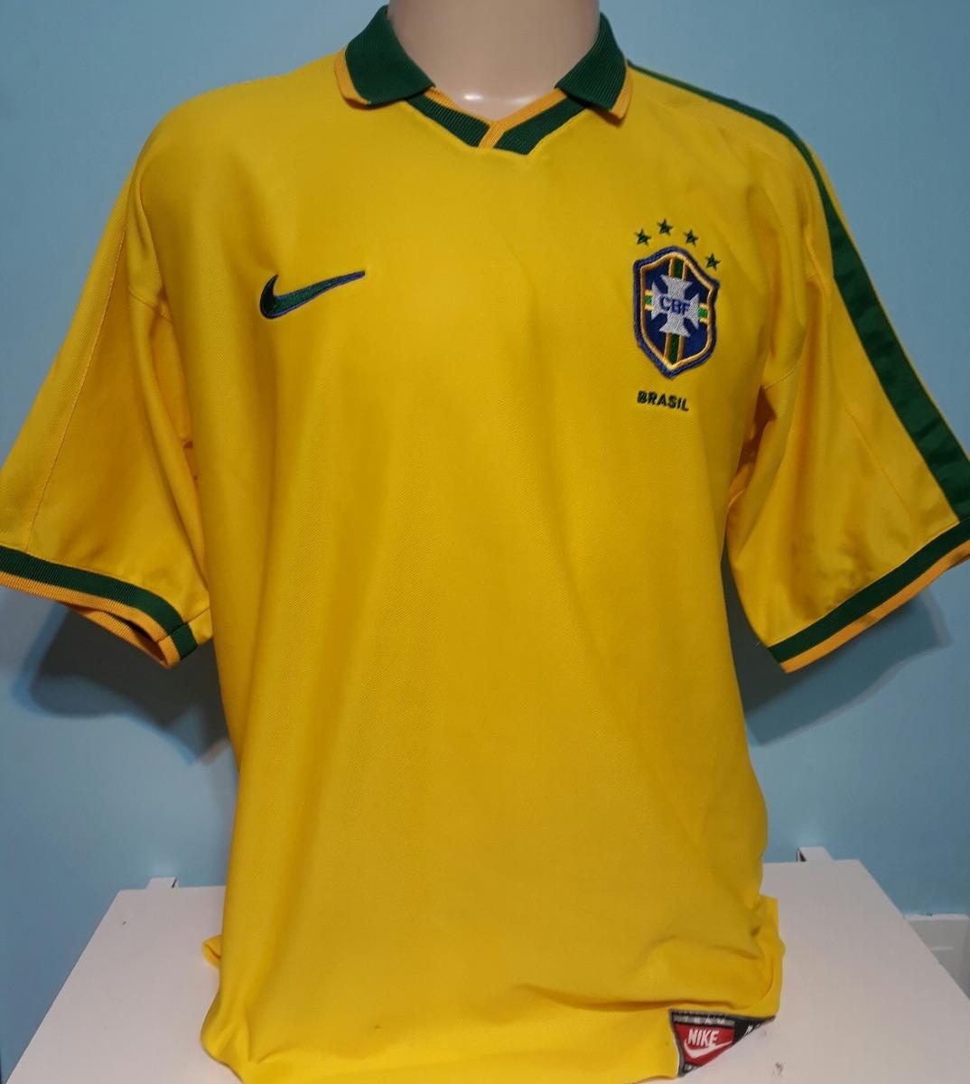 201eb1f001 camiseta seleção brasileira campeão copa confederações 1997. Carregando zoom .