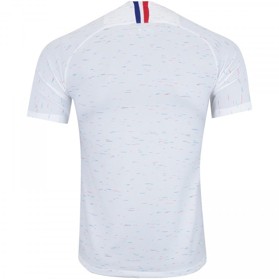 Camiseta Seleção Francesa França 2018 Copa Do Mundo Russia - R  145 ... afc3f07c71087