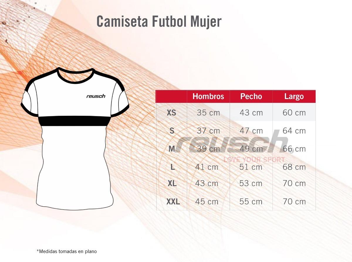 camiseta + short fútbol femenina p pack reusch exclusivo. Cargando zoom. 6ebb2ab44fe43
