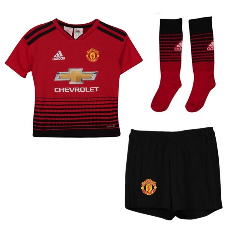 Camiseta+short+medias Manchester United Niño 18-19 Alexis  7 ... 89b858b8bf4fe