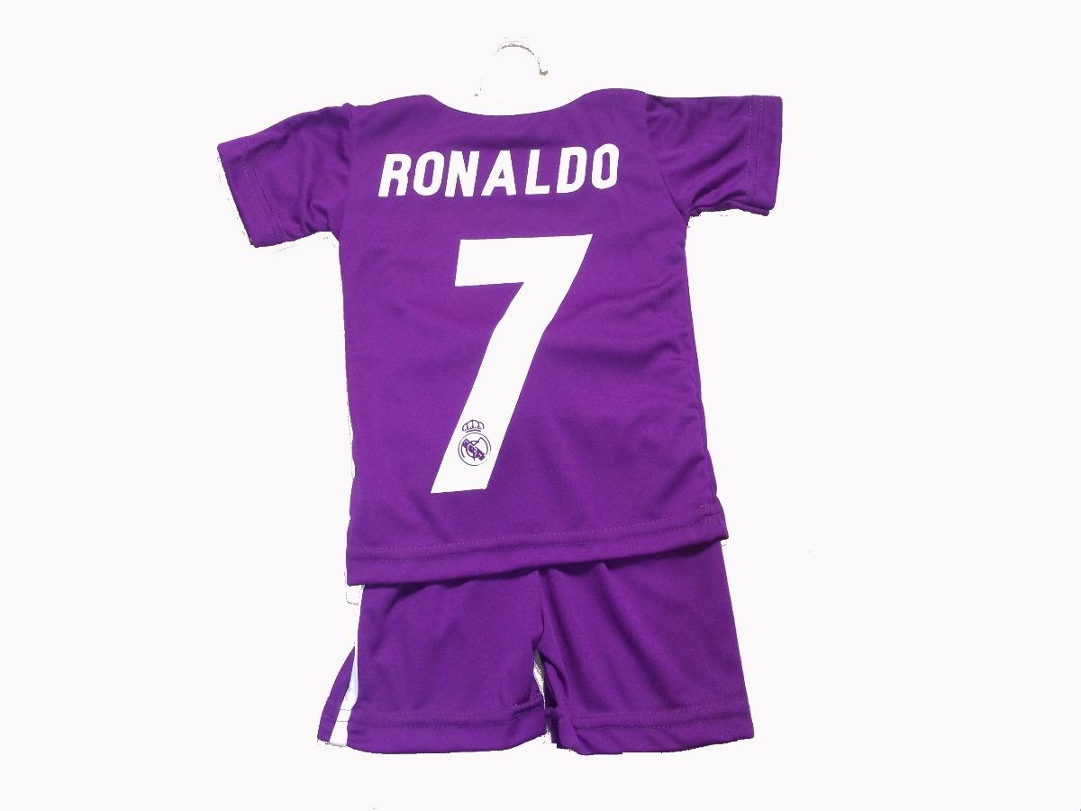 82f7a48dcb4 camiseta short ronaldo bebés real madrid recien nacidos. Cargando zoom.