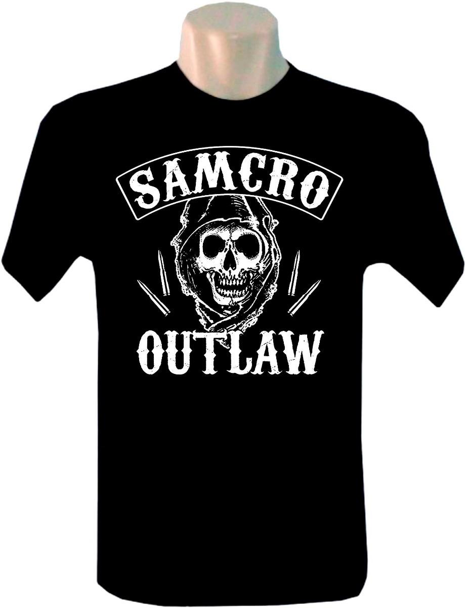 9e2341426d975 camiseta sons of anarchy filhos da anarquia soa samcro out. Carregando zoom.