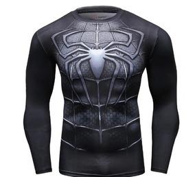 709949f161 Medellin Camiseta Fitness De Spiderman en Mercado Libre Colombia