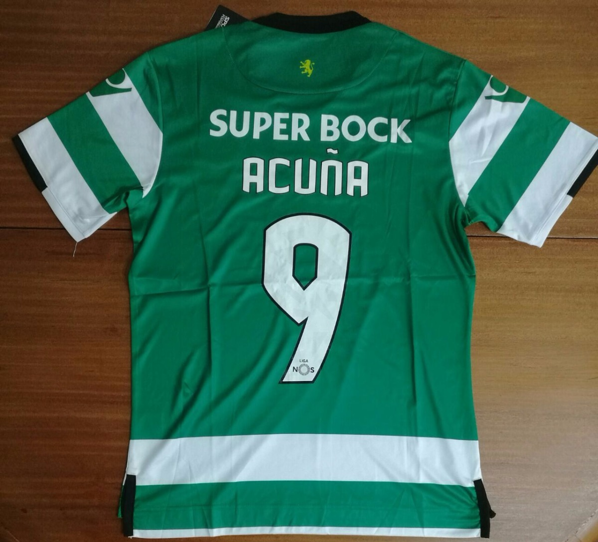 2326bd78c8683 camisetas de futbol Sporting CP deportivas