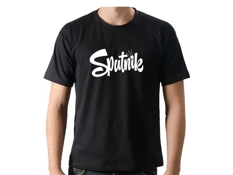 5ce85eb378 Camiseta Sputnik - 100% Algodão - Estampa Em Relevo - R  35