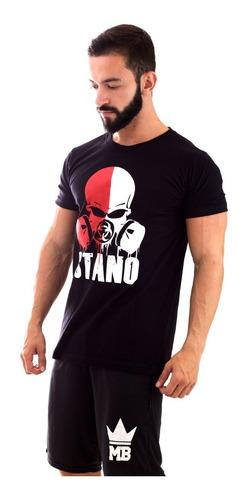 camiseta stano musculação masculina