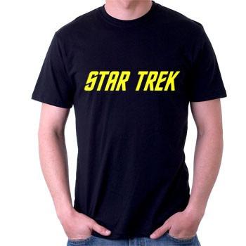 camiseta - star trek - 100% algodão