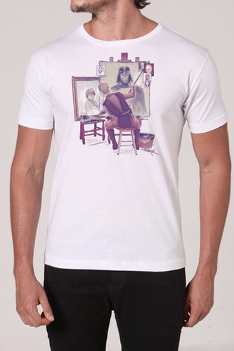camiseta star wars   anakin's portraits - última peça!