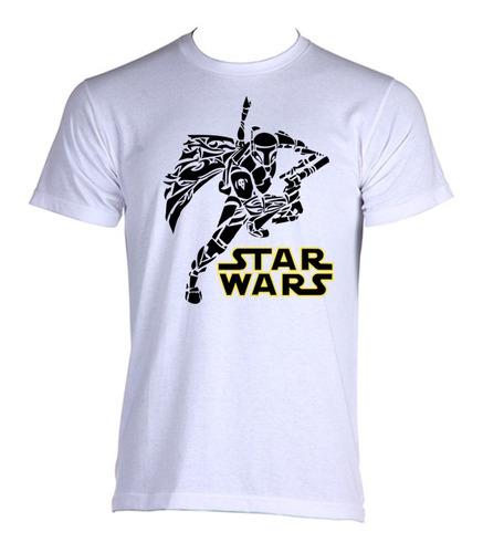 camiseta star wars boba fett 02