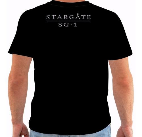 camiseta stargate - movies m178