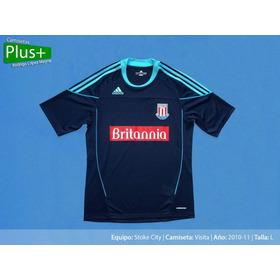 Camiseta Stoke City De Inglaterra 2010