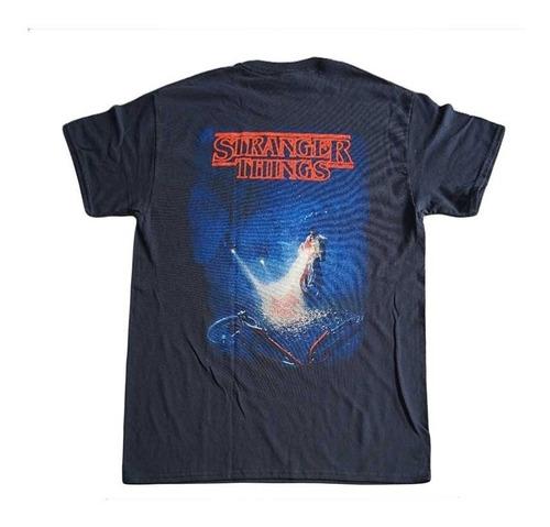 camiseta stranger things rock activity importada talla m