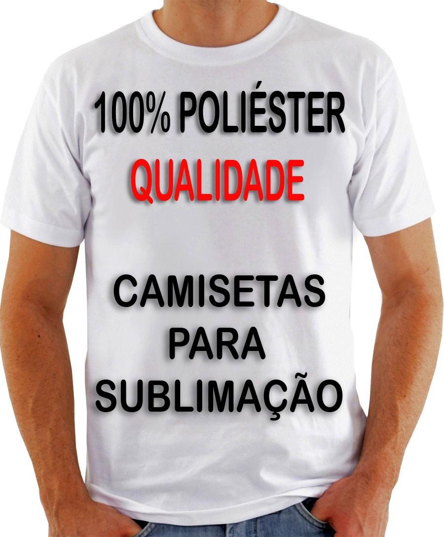 588851c427 camiseta sublimação 100% poliéster malha pp camisa lisa. Carregando zoom.
