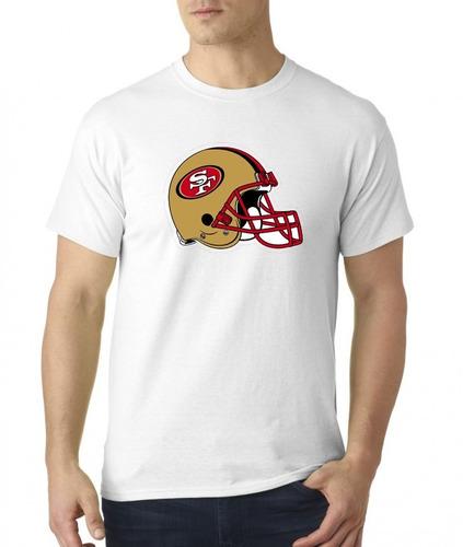 camiseta sublimada 49ers de san francisco