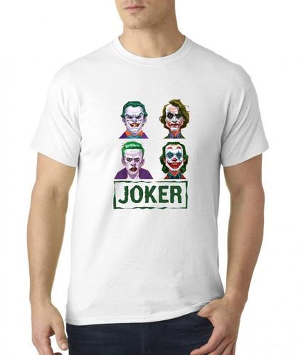 camiseta sublimada jokers