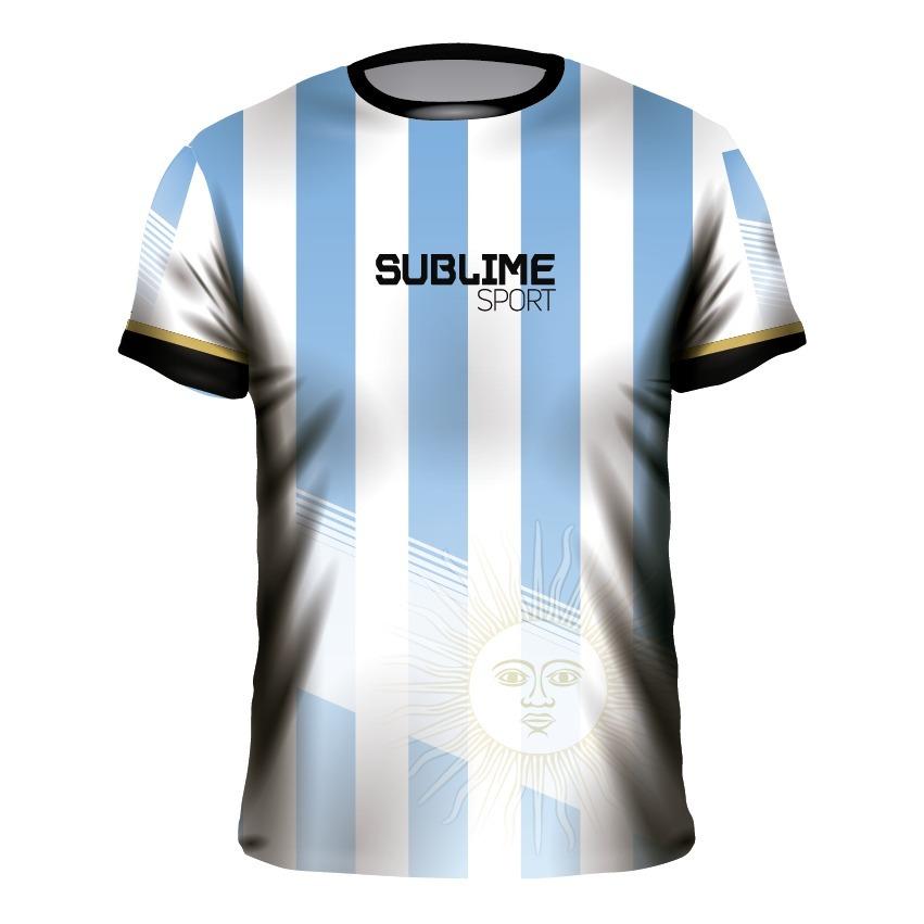 camiseta sublimada personalizada - somos fabricantes -. Cargando zoom. 16baa44916b5f