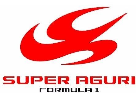 camiseta super aguri - formula 1 f1 2006 / 2008 - t. sato