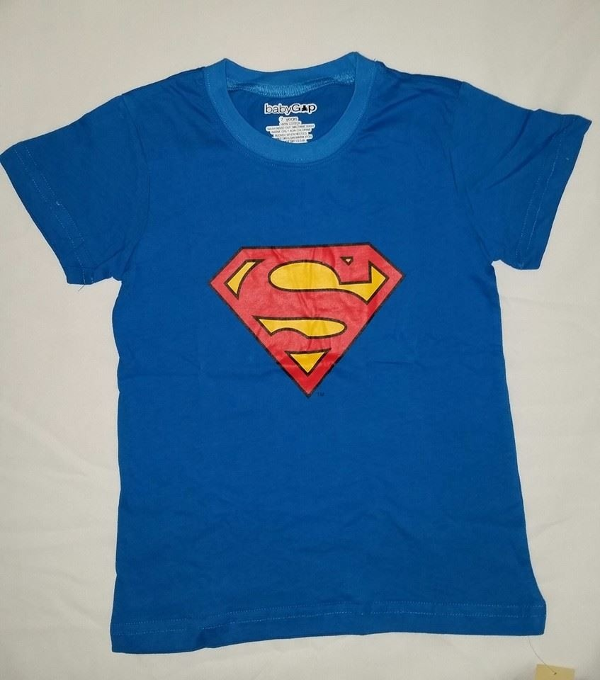 c82384530 camiseta super homem menino gap original 7t. Carregando zoom.