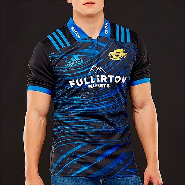 f1764b1f5 Camiseta Super Rugby Hurricanes 2018 + Envío Gratis -   2.100