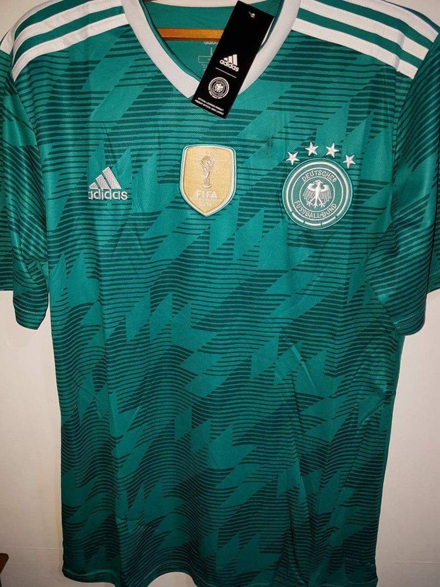 e33496415fb3e camiseta suplente alemania adidas oficial mundial 2018. Cargando zoom.