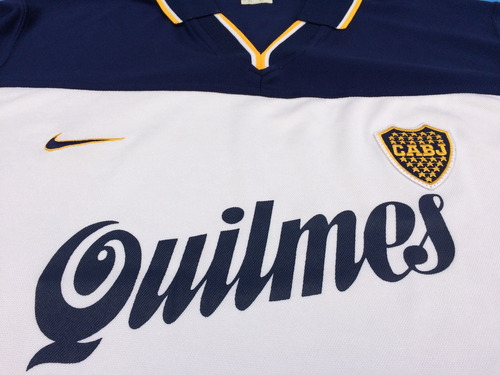 camiseta suplente boca juniors 1998 original