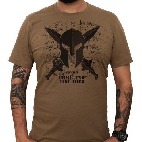 camiseta t-shirt concept 300  invictus