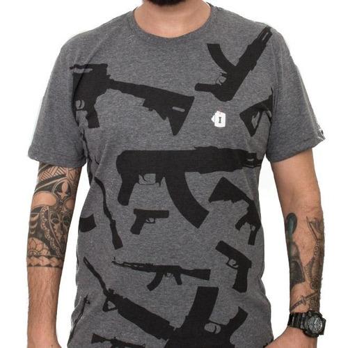 camiseta t-shirt concept survivor - invictus