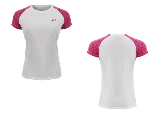 a8c3ffece Camiseta T-shirt Esportiva Feminina Pulse (grupo Everlast) - R  33 ...