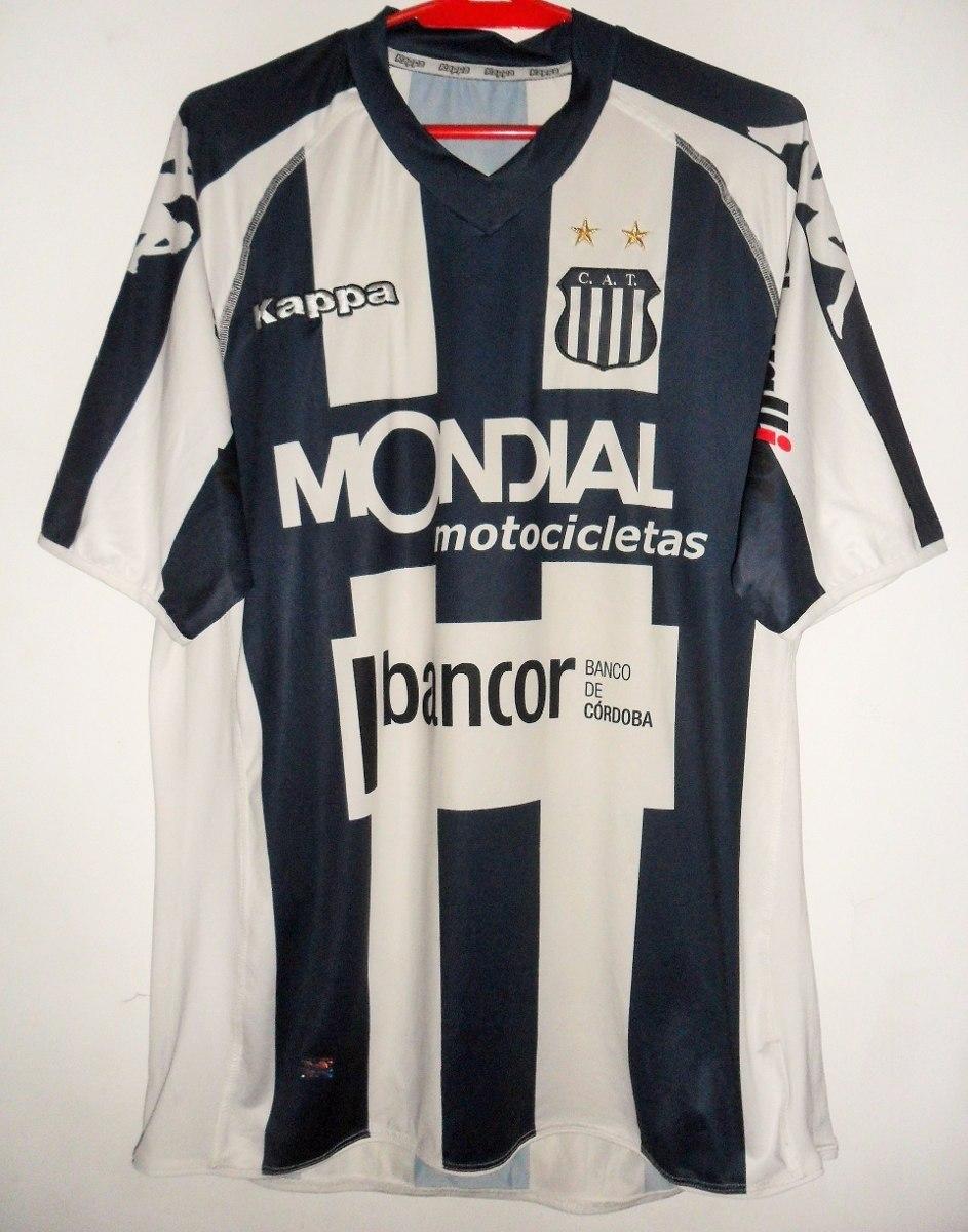 5e84651381fc1 Camiseta Talleres De Cordoba Kappa.titular Y Alternativa. -   870