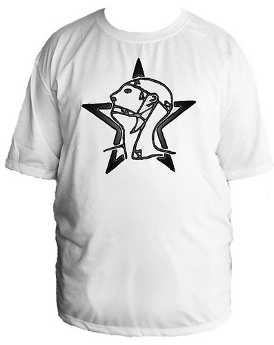 camiseta tamanho especial banda the sisters of mercy 002