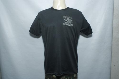 camiseta  tatica forcas especiais
