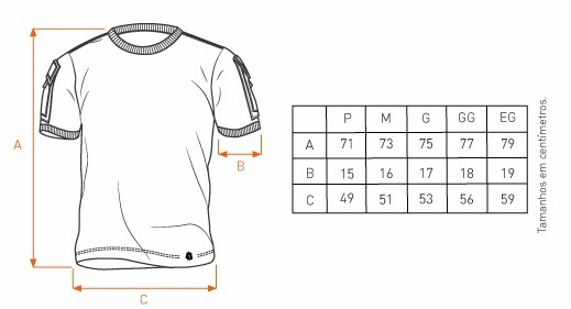 Camiseta Tatica Invictus Army Camuflada Digital Deserto - R  89 34f4292b10c