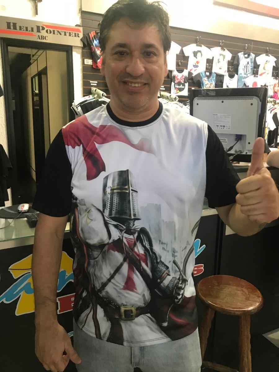 d18ee381011cc Camiseta Templario 2-cavaleiro