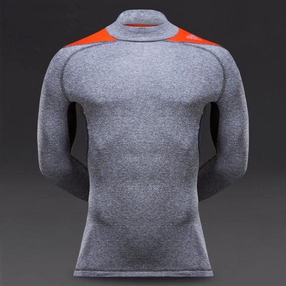 5e64eebe53 Camiseta Termica adidas Techfit Climaheat Mock 2.0 -   1.149