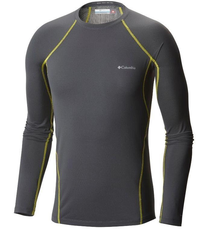 Camiseta Termica Columbia Omni Heat Omni Wick - Aluminizada -   980 ... 48864cbebd2d0