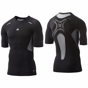 503fcca5a345a Camiseta Térmica Compressão adidas Techfit Preparation - R  99