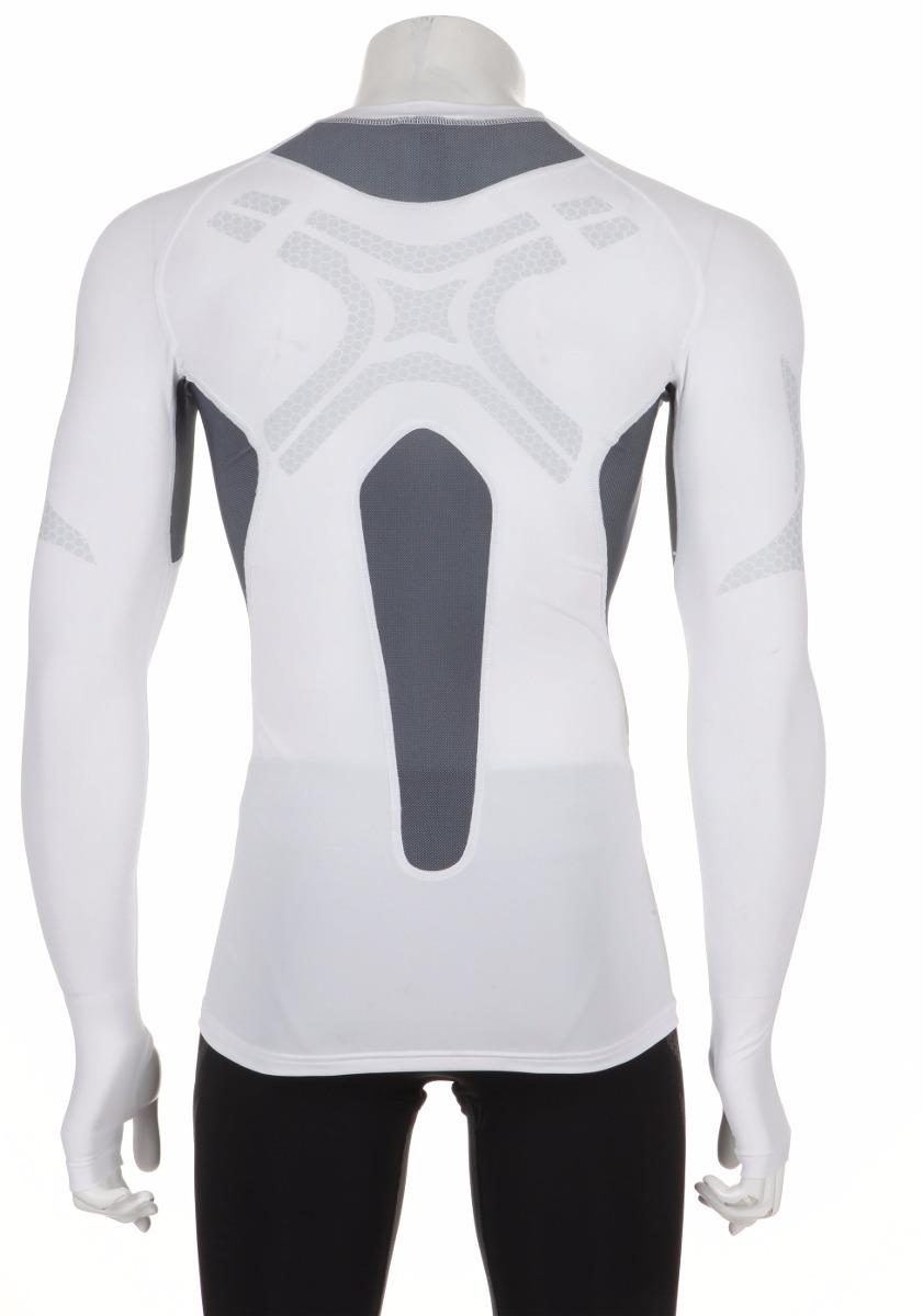 7a2ecaad5fba5 camiseta térmica compressão adidas techfit preparation. Carregando zoom.
