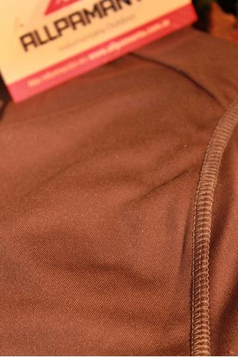 camiseta termica - costuras planas,reforzadas,excel. calidad