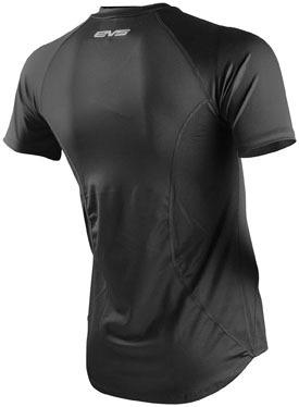 camiseta térmica evs tug manga corta negra sm